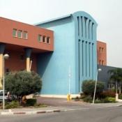 מבנה רב תכליתי מצפה ספיר-אייקון